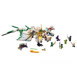 Lego NINJAGO® The Ultra Dragon - Sale