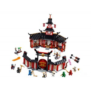 Lego NINJAGO® Monastery of Spinjitzu - Sale