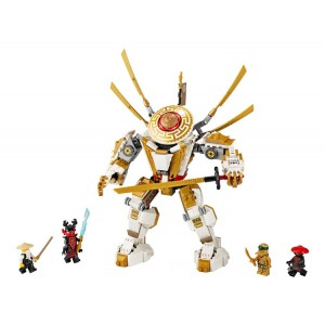 Lego NINJAGO® Golden Mech - Sale