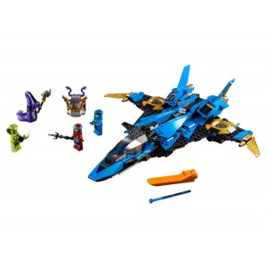 Lego NINJAGO® Jay's Storm Fighter - Sale