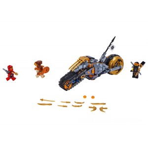 Lego NINJAGO® Cole's Dirt Bike - Sale