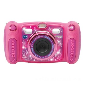 VTech Kidizoom Duo Camera 5.0 Pink - Sale