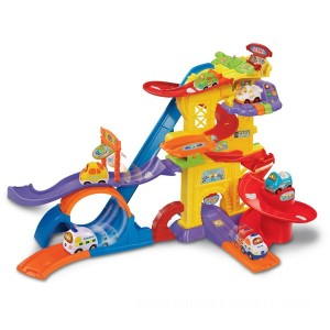 Vtech Toot-Toot Drivers Super Tracks - Sale