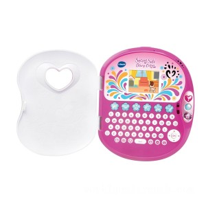 VTech Secret Safe Diary Colour - Sale