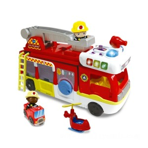 Toot-Toot Friends 2-in-1 Fire Station - Sale