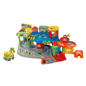 VTech Toot-Toot Drivers Garage - Sale
