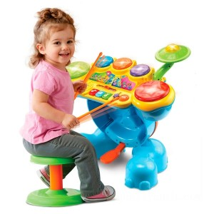 VTech Safari Sounds Drums - Sale
