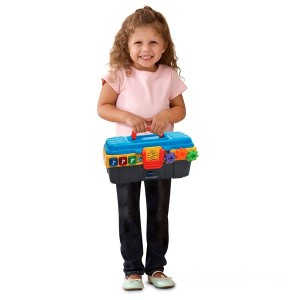 VTech My First Toolbox - Sale
