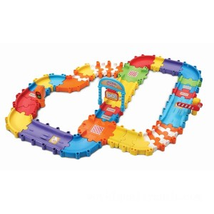 VTech Toot-Toot Drivers Track Set - Sale