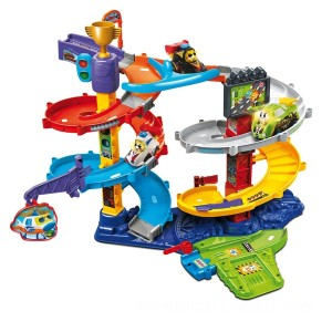 VTech Toot-Toot Drivers Tower Playset - Sale