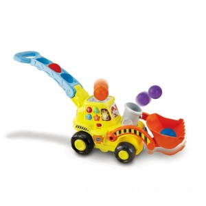 VTech Pop & Drop Digger - Sale