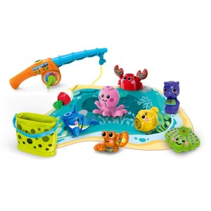 VTech Wiggle & Jiggle Fishing Fun - Sale