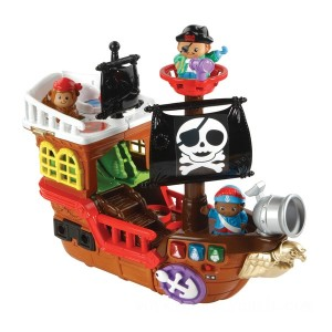VTech Toot-Toot Friends Kingdom Pirate Ship - Sale