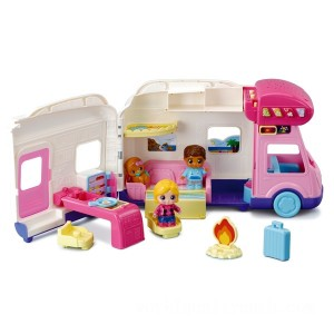 Toot-Toot Friends Moonlight Campervan - Sale