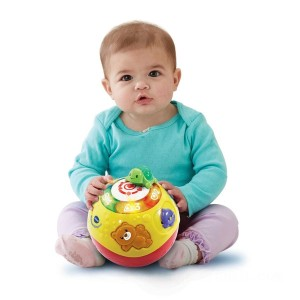 VTech Crawl & Learn Bright Lights Ball - Sale