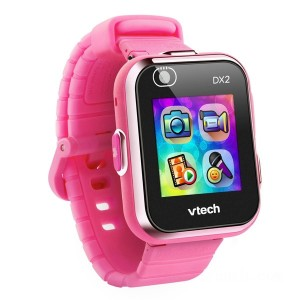 VTech Kidizoom Smart Watch DX2 Pink - Sale