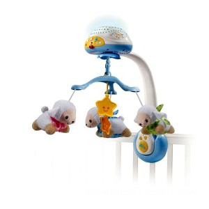 VTech Lullaby Lambs Mobile - Sale