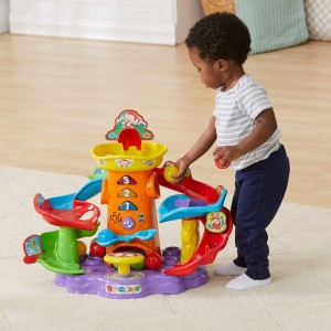 VTech Pop-a-Ball Pop & Play Tower - Sale