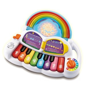 LeapFrog Learn & Groove Rainbow Lights Piano - Sale
