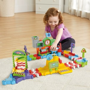 VTech Toot-Toot Drivers Train Set - Sale