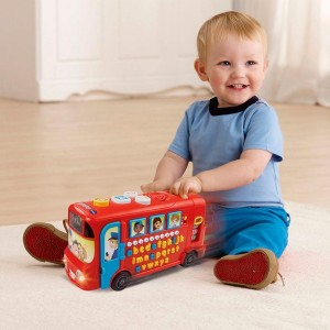 VTech Playtime Bus with Phonics - Sale