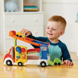 VTech Toot-Toot Drivers Big Vehicle Carrier - Sale