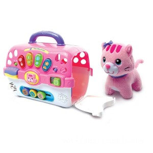 VTech Cosy Kitten Carrier - Sale
