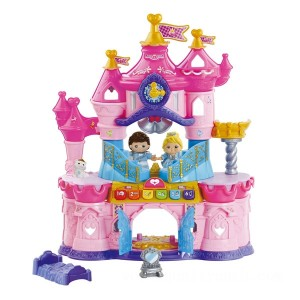 VTech Toot-Toot Friends Magic Lights Castle - Sale