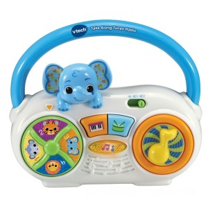 Vtech Take Along Tunes Radio - Sale