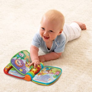 VTech Musical Rhymes Book - Sale