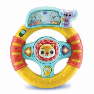 Vtech Baby Roar & Explore Wheel - Sale