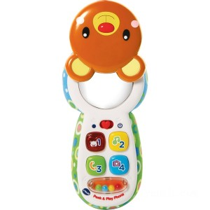 VTech Peek and Play Phone - Sale