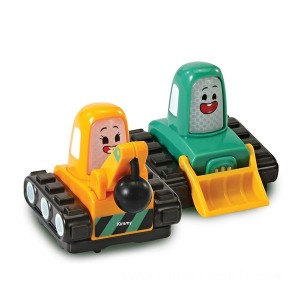 Vtech Toot-Toot Cory Carson Kimmy & Timmy mini Duo 2 Pack - Sale