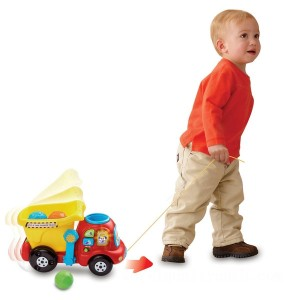 VTech Put & Take Dumper Truck - Sale