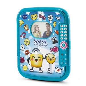 VTech Secret Safe Notebook Blue - Sale