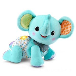 VTech Crawl With Me Elephant - Sale