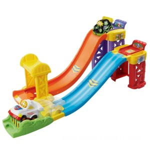 Vtech Toot-Toot Drivers Racing Ramp Way - Sale