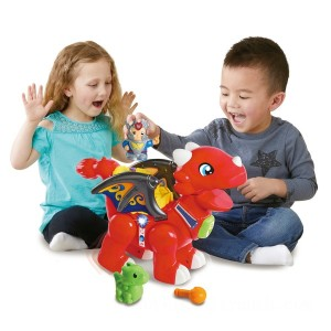 VTech Toot-Toot Friends Kingdom Daring Dragon - Sale