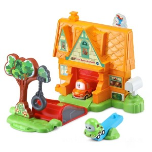 Vtech Toot-Toot Cory Carson Play House - Sale
