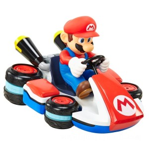 Remote Control Nintendo Mario Kart Mini Anti-Gravity Racer - Sale