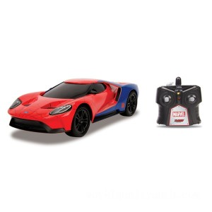 Spider-Man 1:16 Remote Control 2017 Ford GT - Sale
