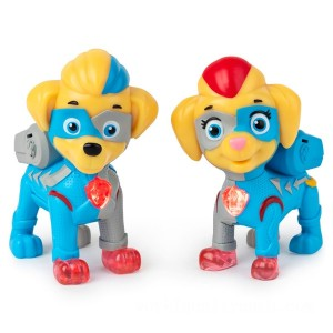 PAW Patrol Mighty Twins Light Up Figures 2-Pack - Sale