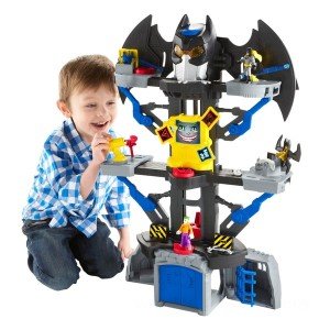 Imaginext DC Super Friends Transforming Batcave Playset - Sale