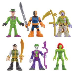 Imaginext DC Super Friends Legends of Batman Villains of Gotham City - Sale