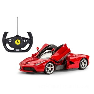 Remote Control 1:14 LaFerrari with USB Charging Cable - Sale