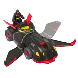 Imaginext DC Super Friends Ninja Armor Batmobile - Sale