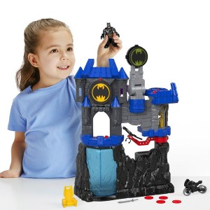 Imaginext DC Super Friends Wayne Manor Batcave - Sale
