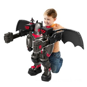 Imaginext DC Super Friends Batman Beyond Batbot Xtreme - Sale
