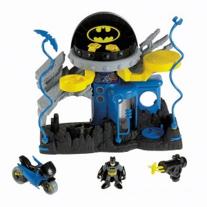 Imaginext DC Super Friends Batman Command Centre - Sale