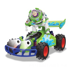 Toy Story Remote Control Crash Buggy - Sale